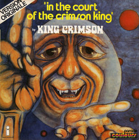 King Crimson In The Court Of The Crimson King